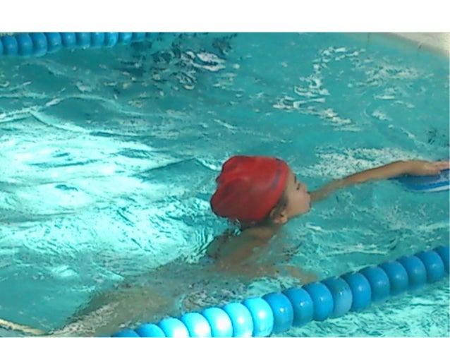 curso natación 3ºB