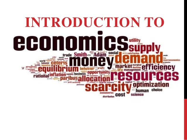 introduction of principle of economics with tar Basic economics with taxation and agrarian reform boa   equimarginal principle – states that consumers maximize their utility or   revenue at various elasticity table 2 value of demand elasticity definition price .