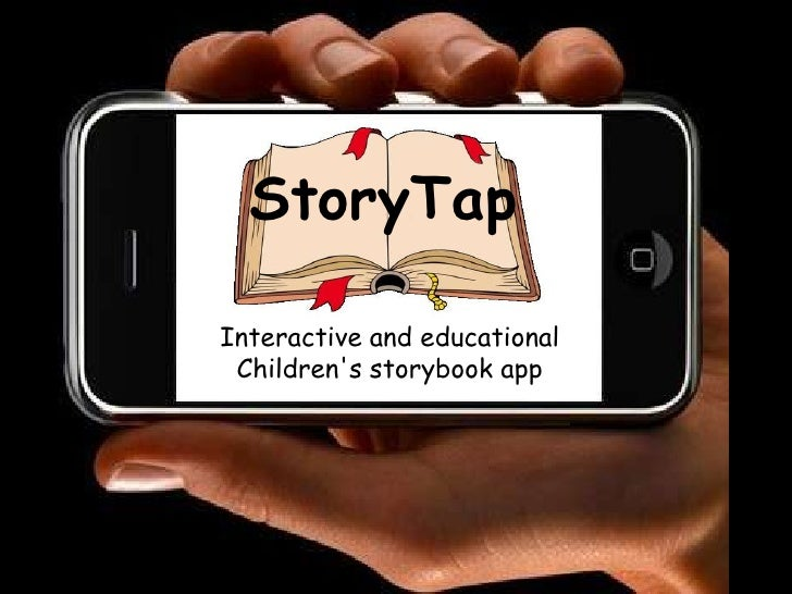 StoryTapInteractive and educational Childrens storybook app