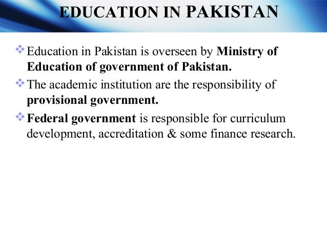 Pakistan produces about 4,45,000 university graduates and 10,000 computer science graduates per year. With 18 million of...