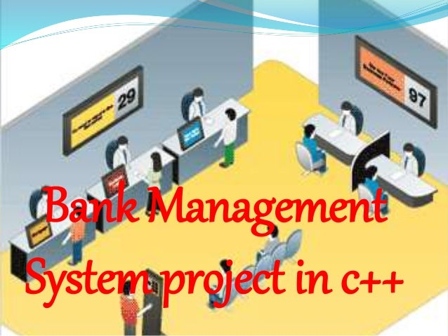 Presentaion On Banking System In C