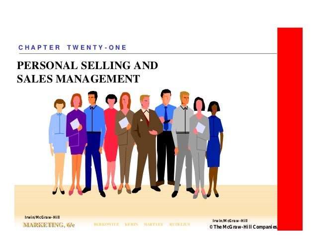 Chapter 9 on emaze  |Personal Selling