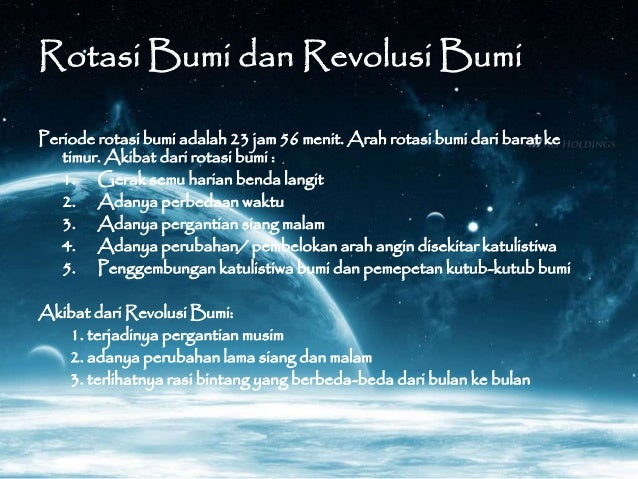 Power Point Astronomi Planet Planet Dalam Tata Surya