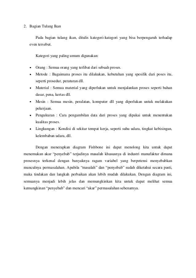 Presentasi 11 ishikawa diagram 3 2 bagian tulang ikan ccuart Images