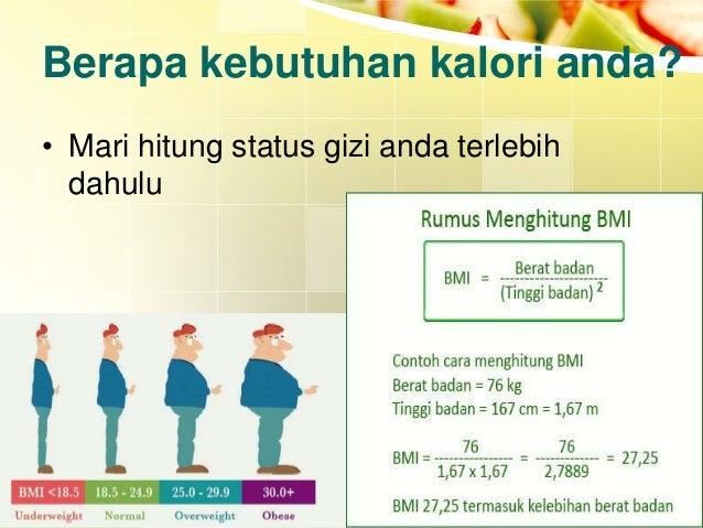 Pola Makan Diet Sehat Penurun Berat Badan