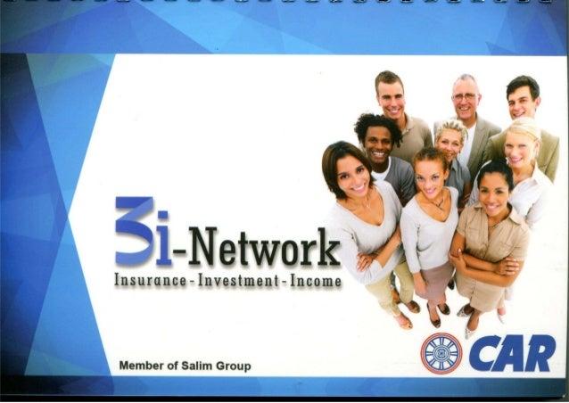 Sistem 3i-Network