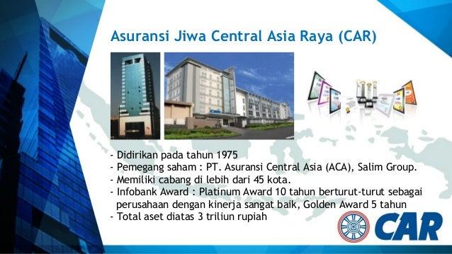 Kantor Cabang Car 3i Network Semarang