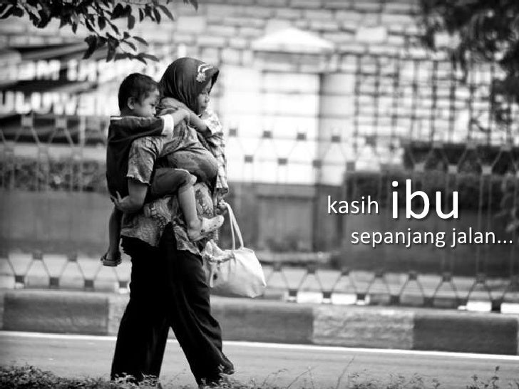Dahsyatnya Kasih Ibu