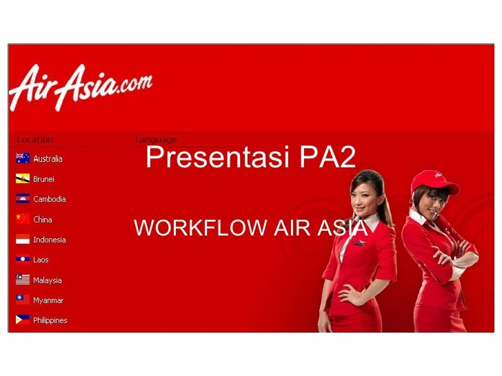 Air asia human resource planning