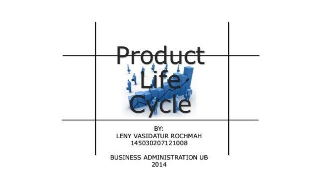 Presentasi product life cycle