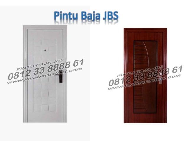 0812 3388 8861 Jbs Pintu Panil Pintu Rumah Minimalis Terbaru 2017
