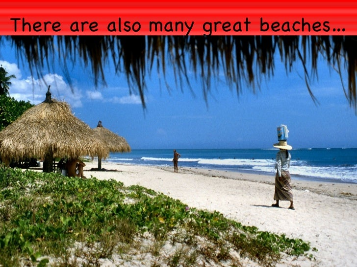 There are also many great beaches…