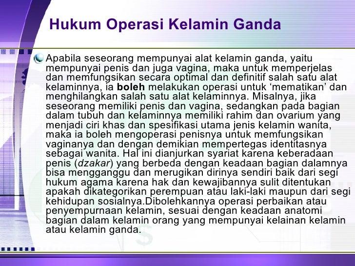 Presentasi 8 Operasi Kelamin Khuntsa