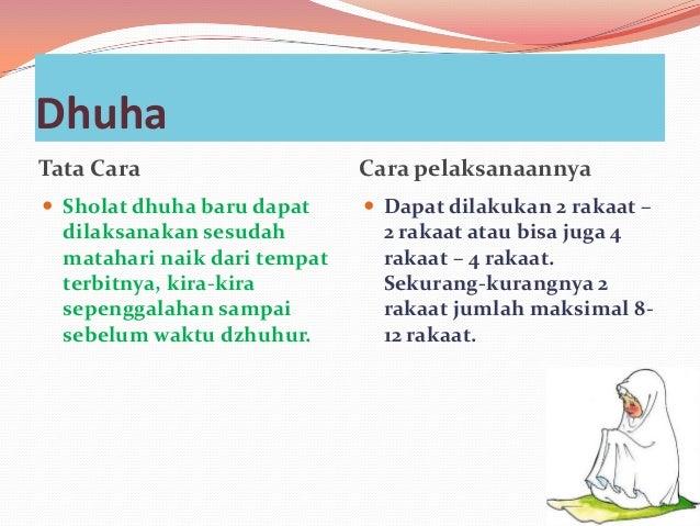 Presentasi agama salat dhuha (1)