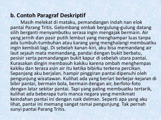 Bahasa Indonesia Paragraf