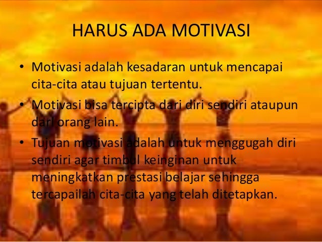 Kata Kata Motivasi Kerja Sama
