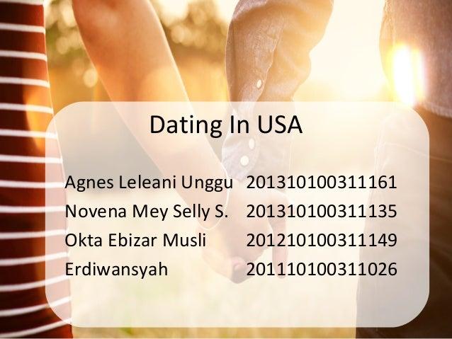 Presentation dating