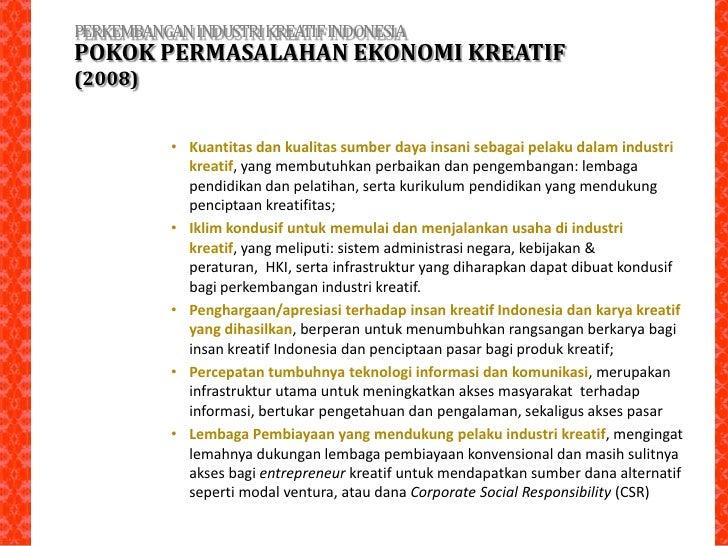 Sosialisasi Digital Plan Indonesia Kreatif Slide 3