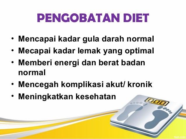Diet Gula Darah Tinggi