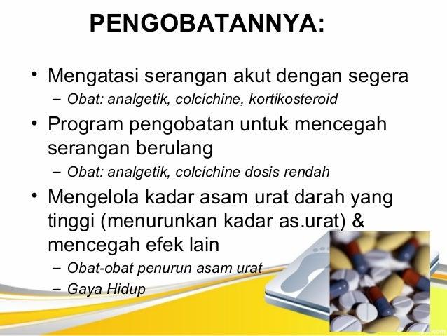Pemeriksaan Asam urat kolesterol dan gula darah