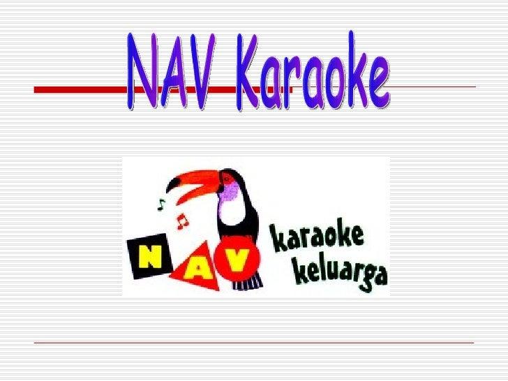 NAV Karaoke