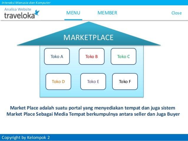 Analisa Website Traveloka Tugas Imk
