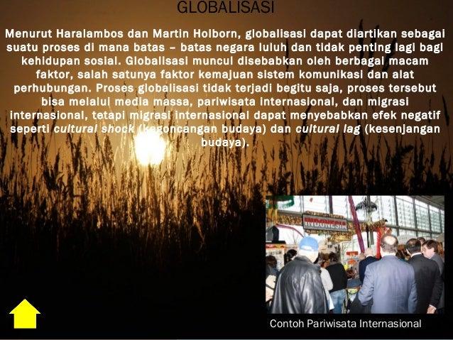 Perilaku masyarakat dalam perubahan sosial budaya dan ...