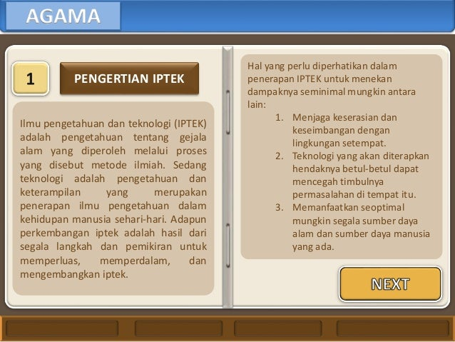 Presentasi iptek Slide 2