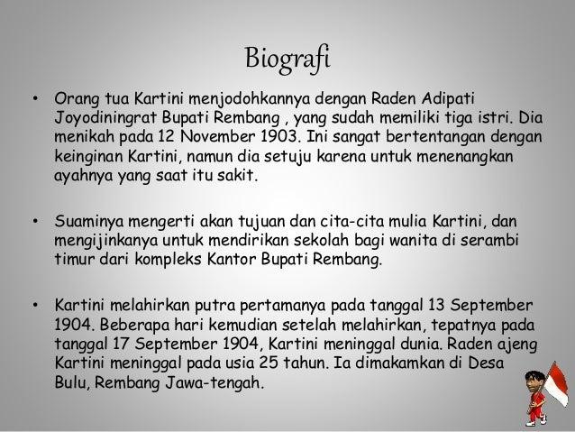 BIOGRAFI • Terinspirasi oleh semangat RA Kartini yang begitu mulia, keluarga Van Deventer mendirikan Yayasan RA Kartini, d...