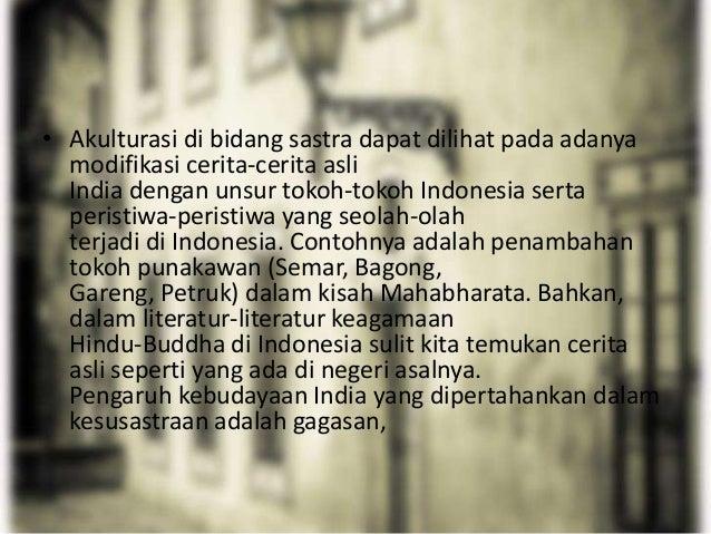 Presentasi Kehidupan Politik Ekonomi Sosial Budaya Pada Masa Hindu Bu