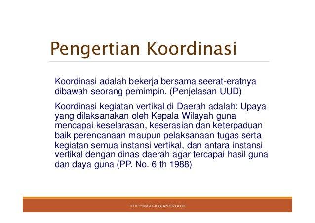 KOORDINASI ADALAH DOWNLOAD