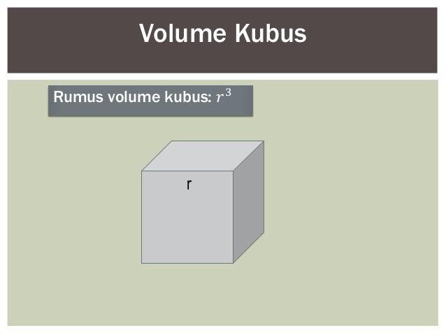 Presentasi kubus