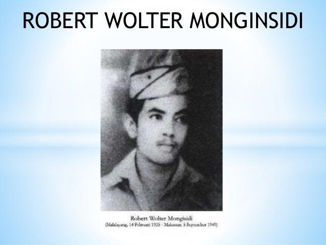 ROBERT WOLTER MONGINSIDI