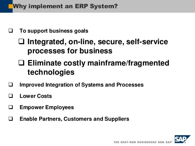 Some of the top-tier ERP vendors are SAP- AG, BAAN, PeopleSoft, Oracle Application and J.D.Edwards. These companies are co...