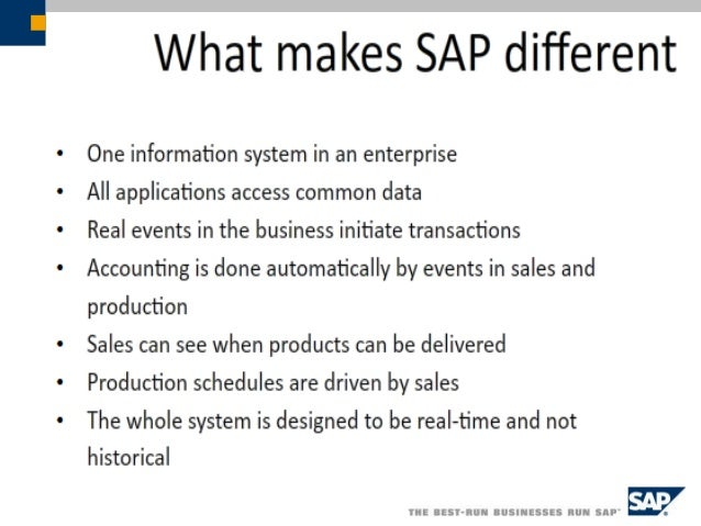 SAP FOR POSTAL SERVICES (1/2) Customer relationship management -- Opens up the boundaries of your enterprise, connecting ...