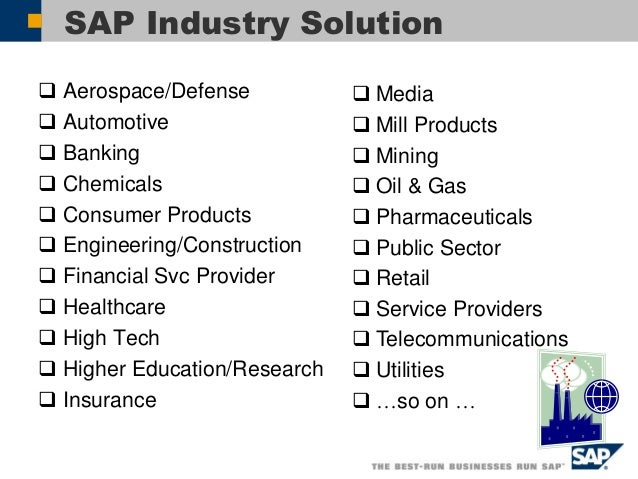 SAP FOR POSTAL SERVICES (2/2) Supplier relationship management -- Evaluates your planning and sourcing strategy, enables ...