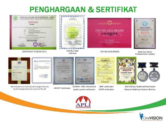Presentasi dan Marketing Plan Bisnis TIENS Syariah 2014