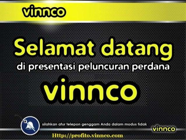 Launching Vinnco Indonesia bekerjasama dengan GROUPON