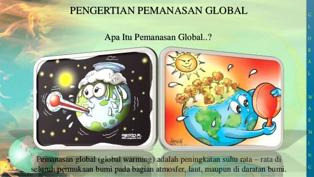 Presentasi Pemanasan Global Global Warming