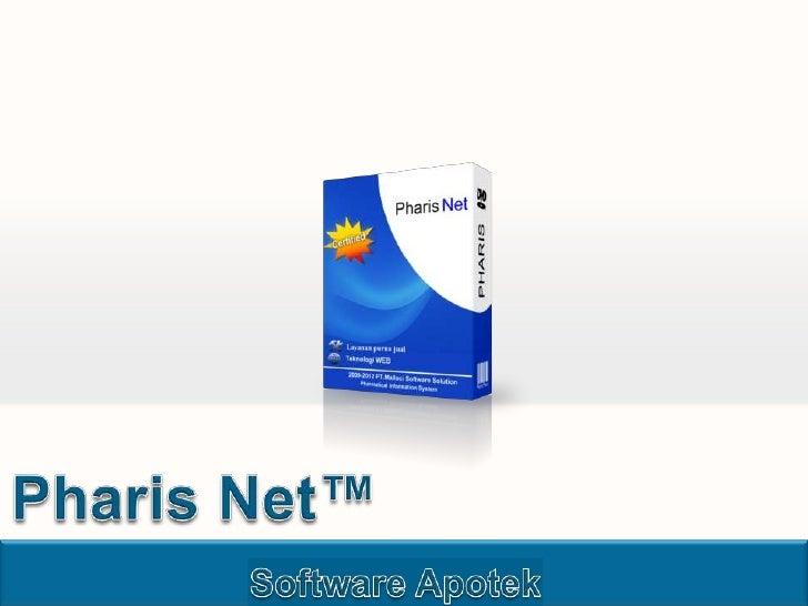 1   Dirancang khusus untuk apotek dengan beberapa cabang2   Terdaftar dan digunakandi ratusan apotek seluruh indonesia3   ...