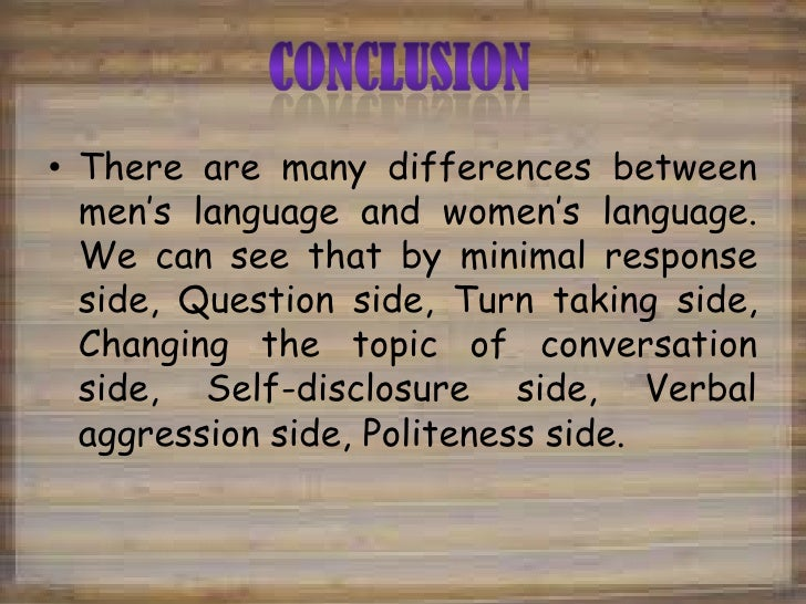 language and gender Summary in this revised and updated 2nd edition of her pioneering textbook,  allyson jule offers fresh insights into the study of language and.