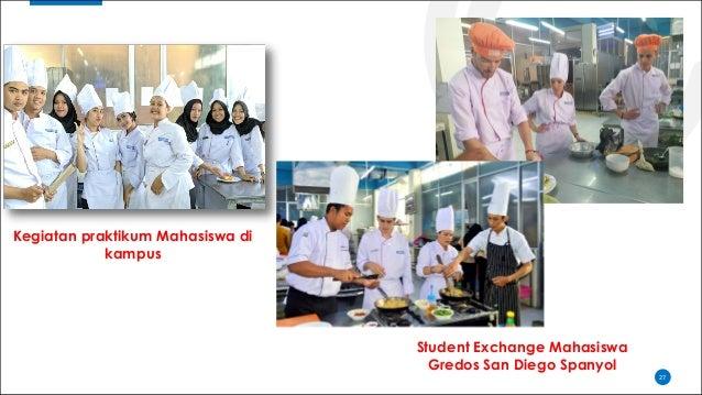 27 Kegiatan praktikum Mahasiswa di kampus Student Exchange Mahasiswa Gredos San Diego Spanyol