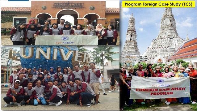 31 Program Foreign Case Study (FCS)
