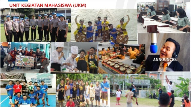35 UNIT KEGIATAN MAHASISWA (UKM)