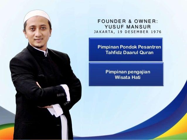 Image Result For Bisnis Travel Yusuf Mansur