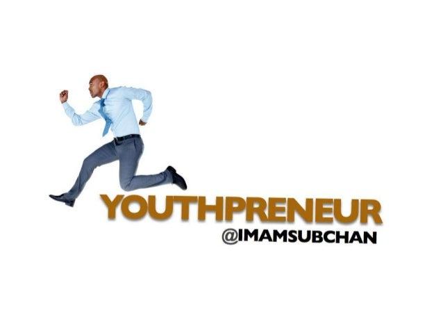 youthpreneuer presentation