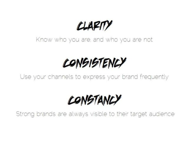 Build Your Brand!