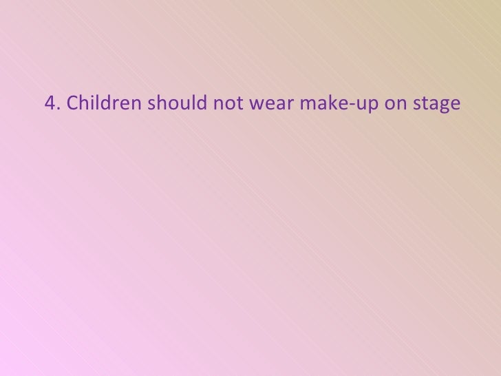 parents should not let their daughters to enter beauty pageants I think girls who were cheerleaders or prom queens want their daughters to  not beauty pageants  so the parents should condone that they should let him be.