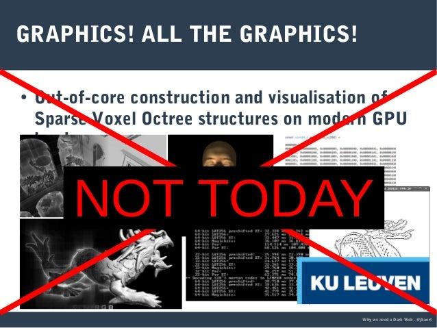 """Why we need a """"Dark Web"""" Slide 3"""