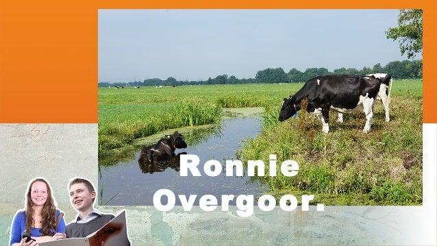Ronnie Overgoor.